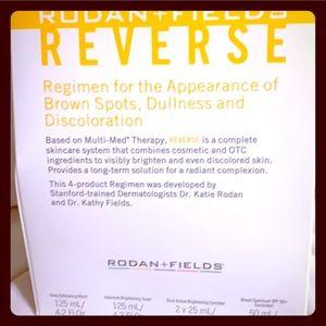 R&F Reverse Regimen